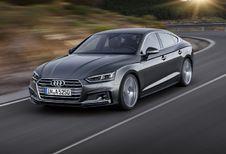 Audi A5 et S5 Sportback : comme le coupé