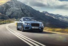 Bentley Flying Spur W12 S: 325 km/u in alle luxe