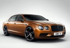 Bentley Flying Spur W12 S haalt 325 km/u