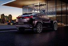Lexus UX Concept wil Europese zieltjes winnen - UPDATE