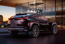 Lexus UX Concept : fin de vie annoncée pour la CT200h ?