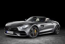 Mercedes-AMG GT Roadster met vitamine C