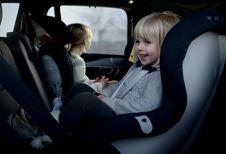 Volvo : nouveaux sièges enfant