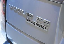 Jaguar – Land Rover : deux solutions hybrides prévues pour 2018