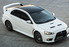 Mitsubishi Lancer Evo FE : le double du prix