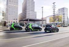 Smart Electric Drive nu voor het hele gamma - Extra foto's
