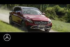 Mercedes : La Classe E enfile ses bottes !