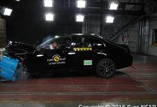 Vijf sterren voor Mercedes E-Klasse en Peugeot 3008