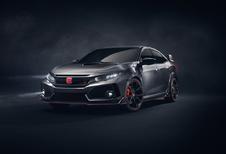 Honda ook al bijna klaar met nieuwe Civic Type-R