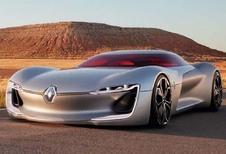 Renault Trezor : Les images dévoilées avant l'heure