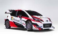 Toyota Yaris WRC: klaar voor 2017