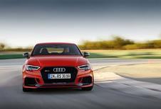 Audi RS3 berline: 400 pk!