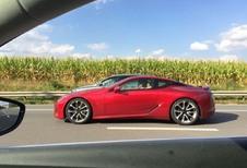Lexus LF-FC : La future LFA pointe le bout du nez