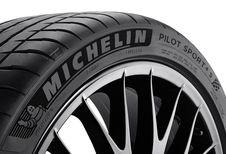 Nieuwe banden van Michelin #1