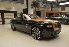 Rolls-Royce Phantom Drophead Coupé Golden Age