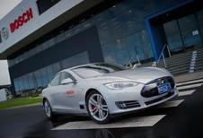 Bosch a préparé une Tesla encore plus autonome en Australie