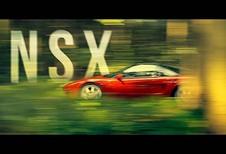 Honda NSX : Hommage à Ayrton Senna
