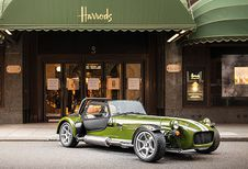 Caterham Signature: Harrods Seven in primeur
