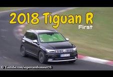 Volkswagen Tiguan : une version « GTI » ou « R » se profile...