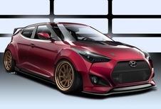 Hyundai Gurnade Veloster : pour le SEMA Show #1