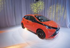 La future Toyota Aygo aussi en électrique ?