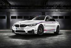 BMW brengt M4 opnieuw als Champion Edition