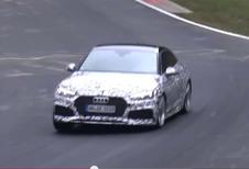 Future Audi RS5 : elle rugit déjà de plaisir !