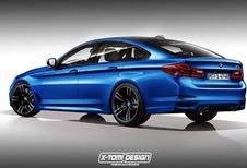 Future BMW Série 5 GT : Jolie ?