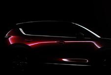 Teaser Mazda CX-5