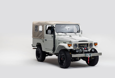 Deze FJ43 is ons soort Toyota