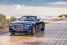 Rolls-Royce Wraith Week-end à la Mer : hommage à Knokke