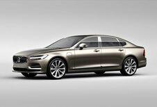 Volvo S90 : production en Chine et modèle Excellence