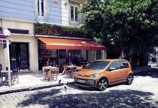 Volkswagen Cross Up wordt anders