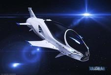 Lexus invente un vaisseau spatial pour Luc Besson