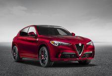 Alfa Romeo Stelvio : SUV alpin à trèfle