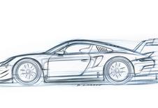 Porsche 911 RSR : le design