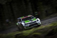 Skoda naar WRC? Helaas niet!