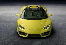 Lamborghini LP580-2 komt ook als sexy Spyder