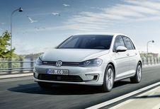 Volkswagen e-Golf : plus puissante