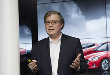 AutoWereld sprak met Europees Mazda-baas Jeff Guyton