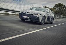 Opel Insignia Grand Sport : 175 kg en moins