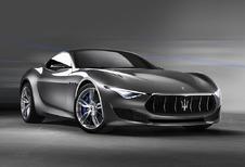 Maserati Alfieri krijgt elektrische aandrijflijn