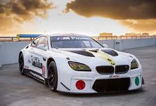 BMW M6 GTLM Art Car volgens John Baldessari