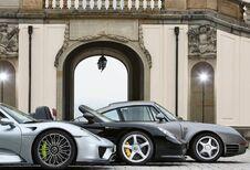 Porsche : pas de descendante immédiate pour la 918 Spyder !