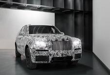 Nieuw beeldmateriaal Rolls-Royce Project Cullinan