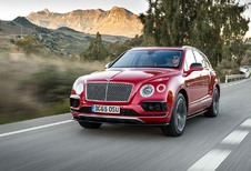 Bentley: Bentayga binnenkort gezinshoofd?