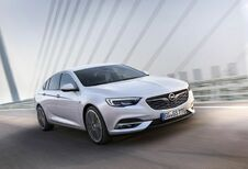 Opel Insignia Grand Sport : un autre visage