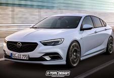 Opel Insignia Grand Sport : Et l'OPC ?