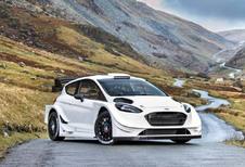 Ford: de Fiesta WRC met Ogier!