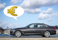 Hoeveel kost de nieuwe BMW 5 Reeks ?